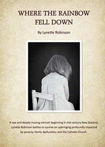 Where the Rainbow Fell Down - Book Cover